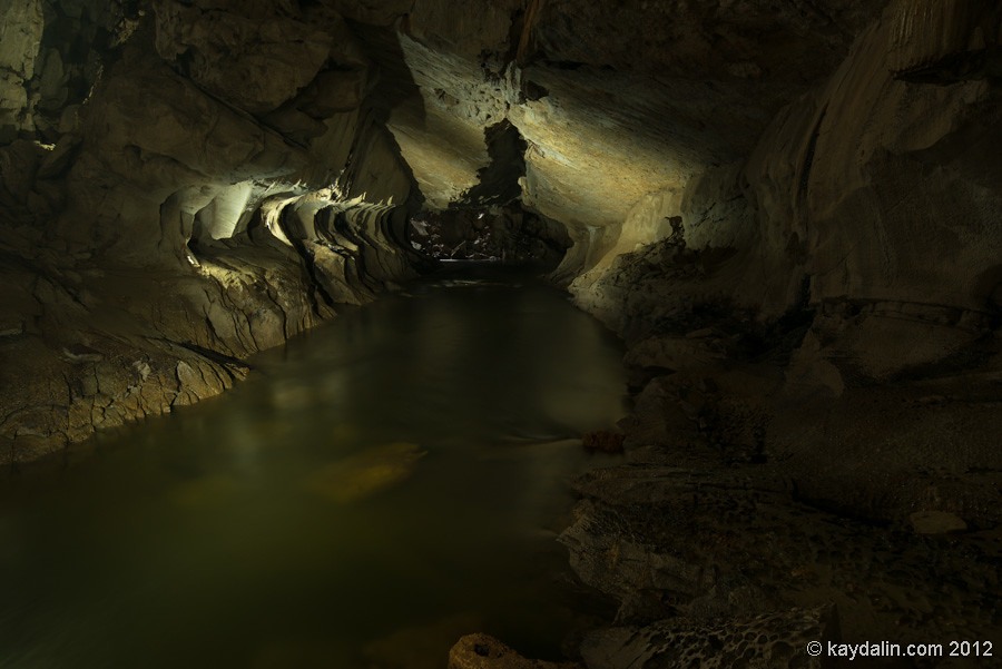 Malaysia, Clearwater Cave