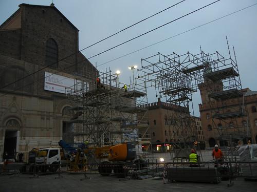 DSCN4360 _ Basilica di San Petronio and Piazza Maggiore, Bologna, 18 October