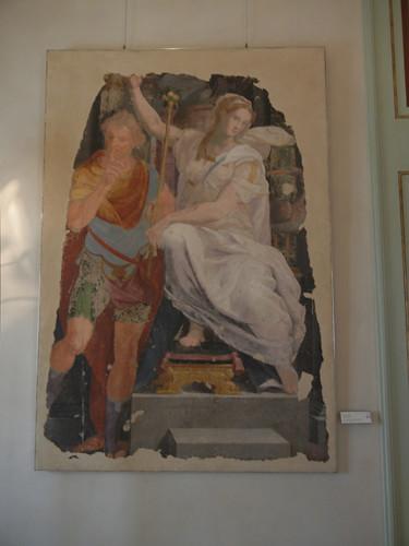 DSCN4720 _ Vigilanza e Silenzio, Orazio Samacchini, Palazzo D'Accursio (Palazzo Comunale), Bologna, 18 October