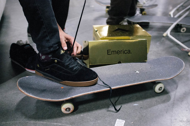 Emerica Herman G6 Clinic @ Active HQ