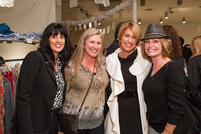 Heidi Fogarty, Julie Foster, Michelle Purvis, Debbi Fields