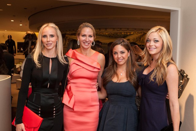 Vanessa Getty, Angelique Griepp, Jacqueline Sacks, Natalie Tortorice