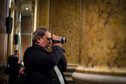 University of Vienna: Capture the moment … or simply everything