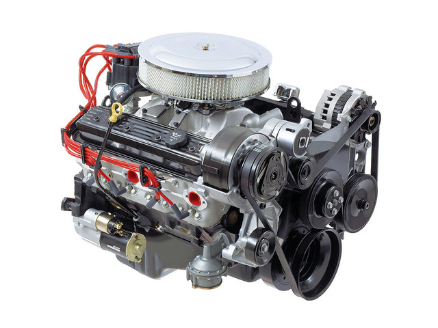 Get Chevy 350 Crate Engine At Ease Flickr Photo Sharing