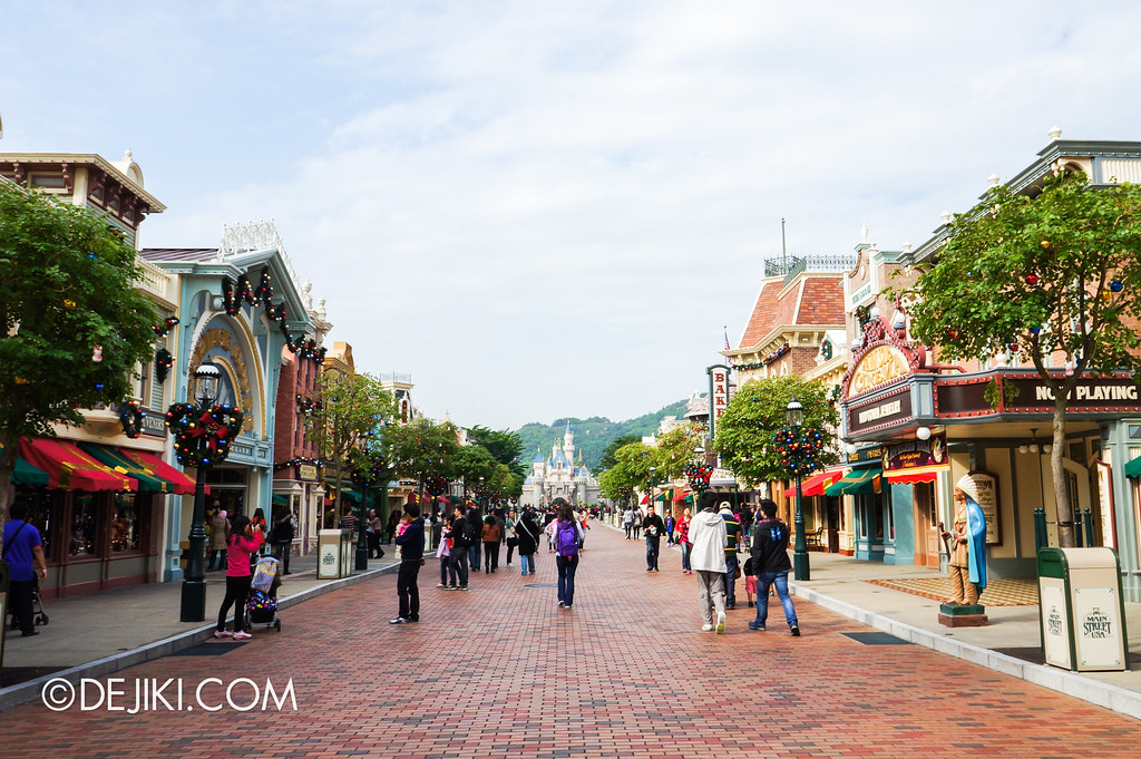 Main Street, day