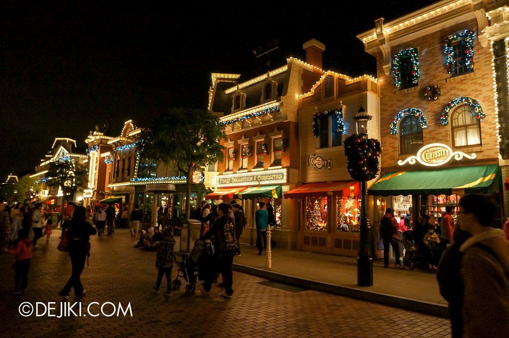 Main street, night 2