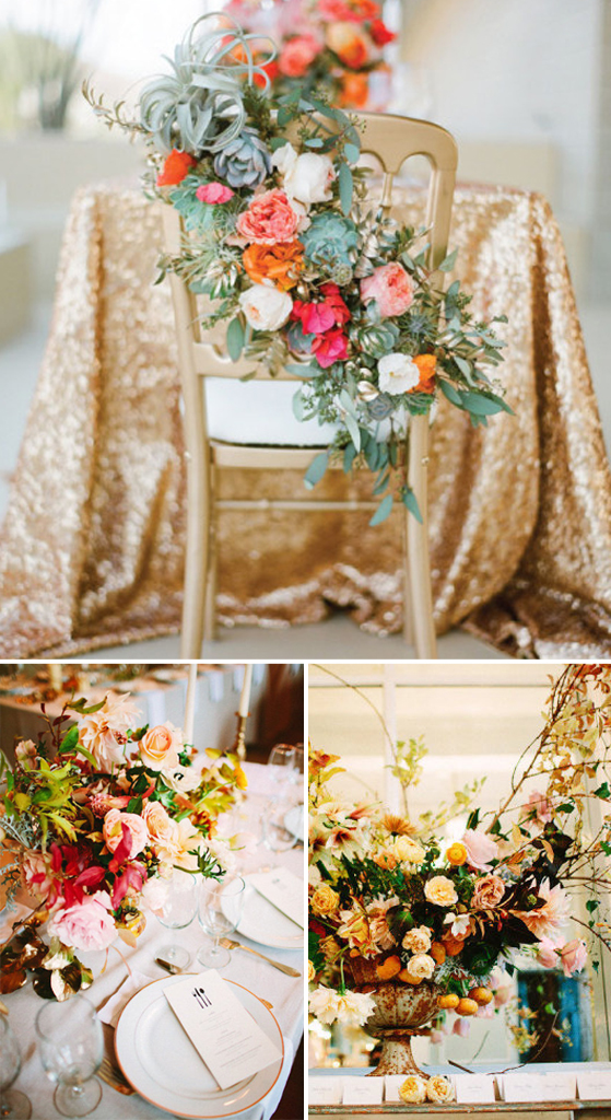 Wedding Flowers via Lovestru.ck