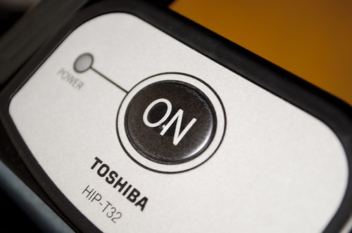 TOSHIBA HIP-T32