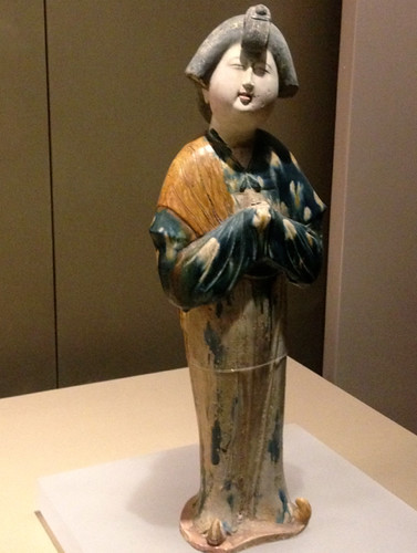 Tang Dynasty lady
