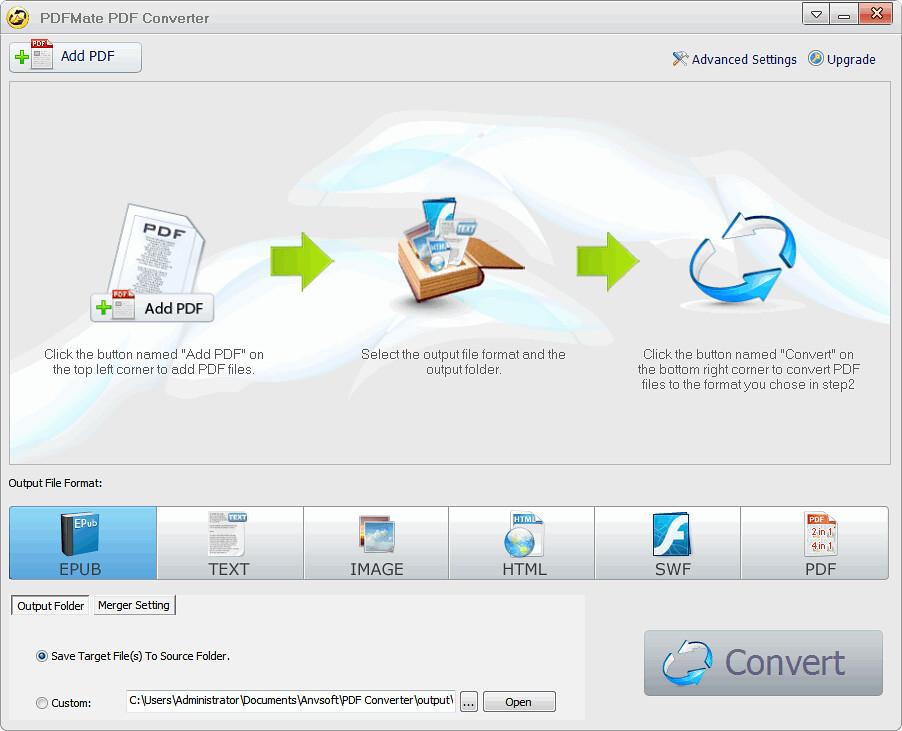 PDFMate PDF Converter