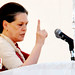 Sonia Gandhi at Kalol, Gujarat 02