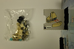 LEGO Star Wars 2012 Advent Calendar (9509) - Day 19: Separatist Shuttle