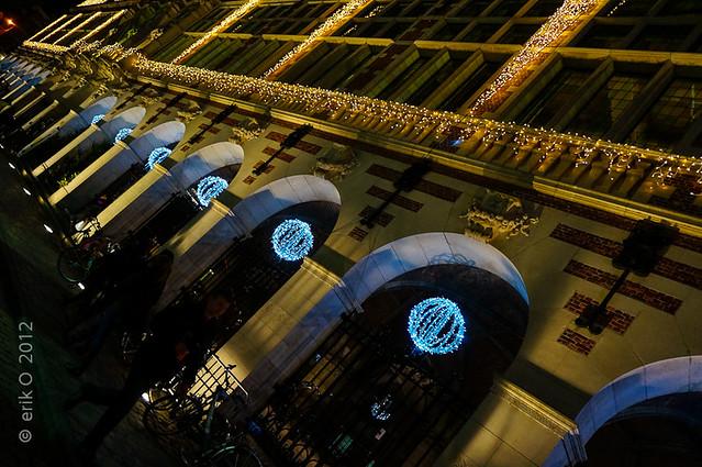 Kerstmarkt Leuven 2012