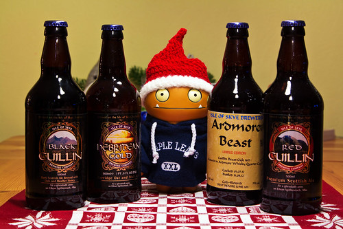 Uglyworld #1778 - Xmasers Beer Selectioners - (Project TW - Image 355-366) by www.bazpics.com