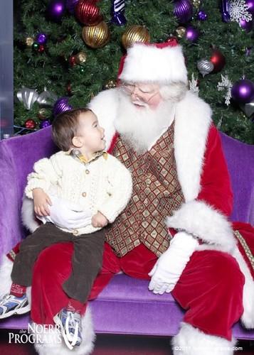 James Meets Santa 2012