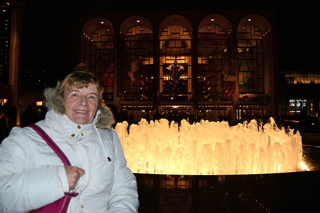 Mutti at Lincoln Center