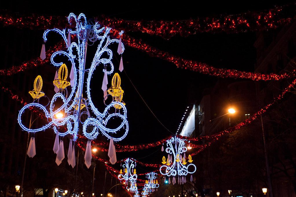 Natal em Madri