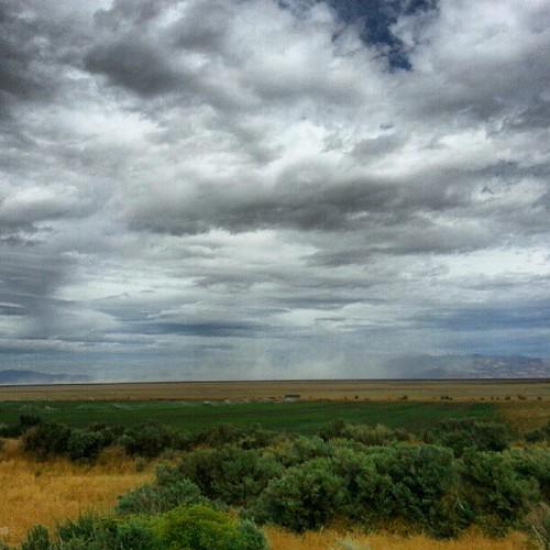 storm clouds landscape cloudy dust duststorm cloudporn nofilter instapdx uploaded:by=flickstagram instagram:photo=28699457127099356431241196 instagram:venue_name=susanville2ccalifornia instagram:venue=1659309