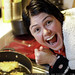 rachel making potato pancakes    MG 0782