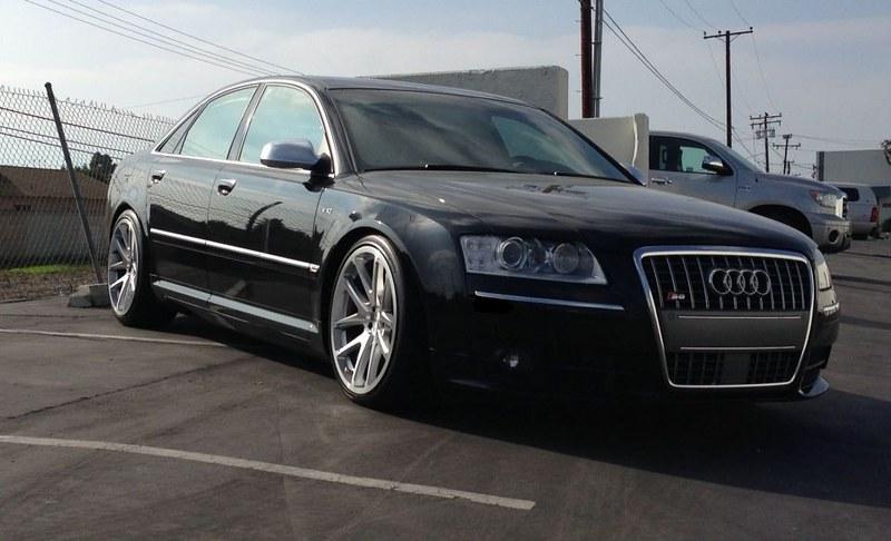 Picked up a D3 S8! - AudiWorld Forums