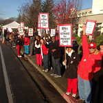 Queen of the Valley RNs Call One-Day Strike