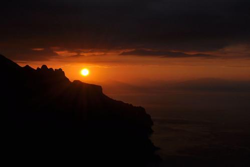 sea sunrise dawn seaside mood amalficoast ravello amalfi