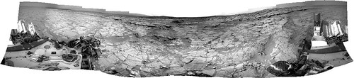 CURIOSITY NavCam right sol 133