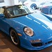 2011 Porsche Speedster Pure Blue 911 997 @porscheconnect 02
