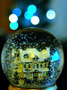 Christmas Snow Globe by Keith.w1