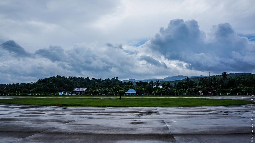 Аэропорт Катиклан, Филиппины