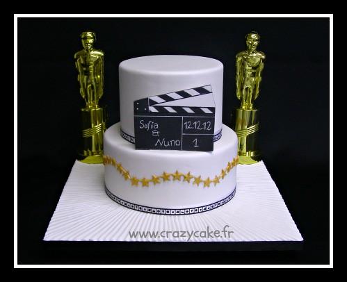 Photo Gallery Cinema Themed Cake 65