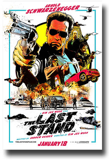 The Last Stand Poster – Movie Promo Sketch T WD Poster available for sale ConcertPoster.Org full link below