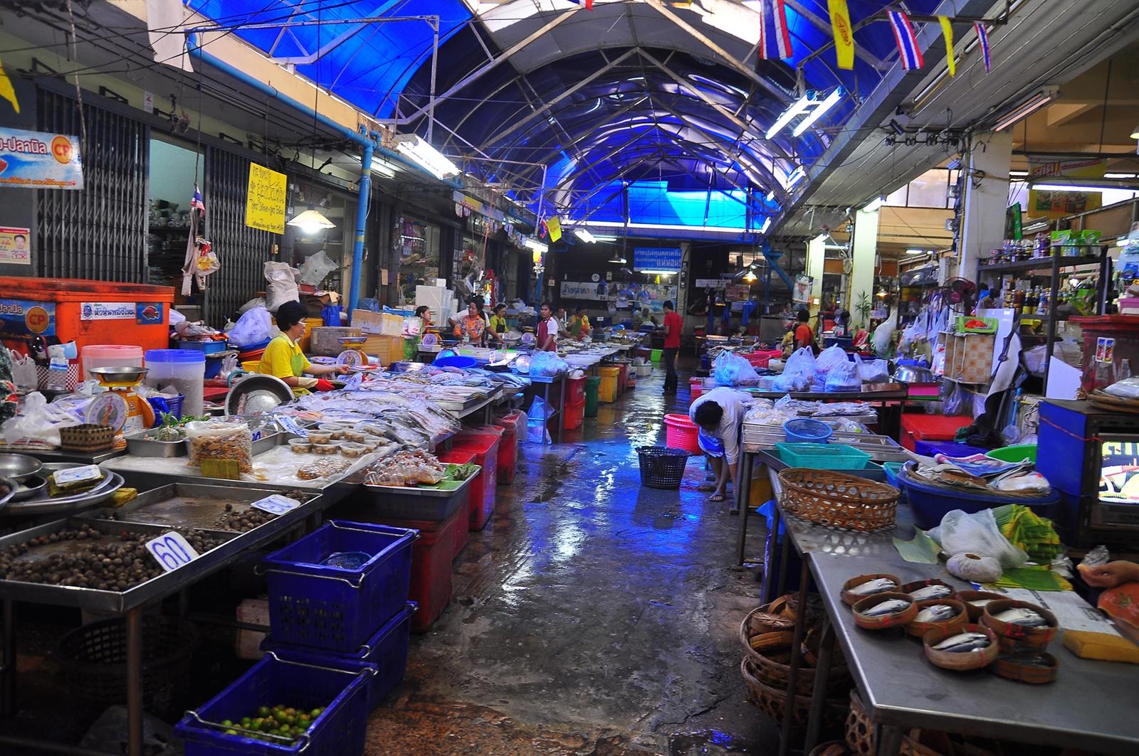 Hua Hin's Chatchai Market