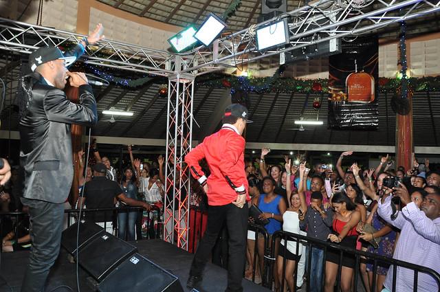 Reventon Navideño Campo Club San Cristobal