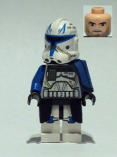 LEGO Star Wars Captain Rex - Bing images