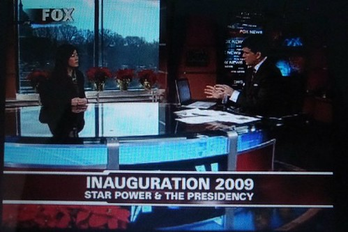 Inauguration appearance on FOX NEWS CHANNEL with Bret Baier 2009