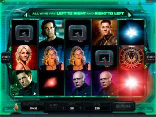 Battlestar Galactica Bonus