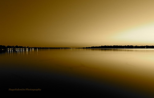 park sunset summer lake water night sunrise canon rebel boat dallas texas award 7d whiterocklake hugovalentinphotography