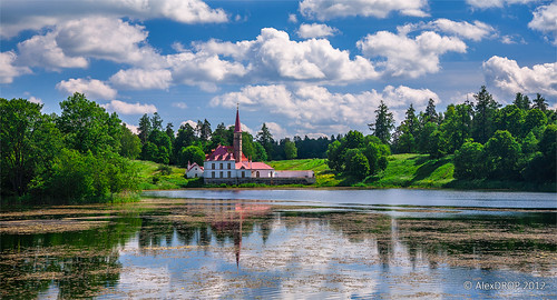 park travel lake colour nature saint skyline museum architecture russia postcard famous petersburg palace panoramic best imperial daytime canon5d scape picturesque iconic dynasty 2012 romanov mustsee gatchina historicalplace russianempire ef241054lis