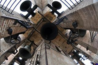 Campanario de La Giralda Catedral de Sevilla, sepulcro de la historia de américa - 8322041247 a9d69d752d n - Catedral de Sevilla, sepulcro de la historia de américa