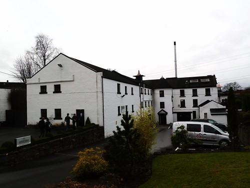 Auchentoshan Distillery, Glasgow, Scotland