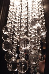 light fixture(0.0), jewellery(0.0), chain(0.0), silver(0.0), bling-bling(0.0), glass(1.0), crystal(1.0), lighting(1.0),
