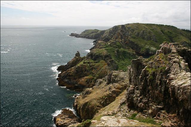 Gouliot Headland