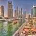 Dubai Marina by KhanSaqib