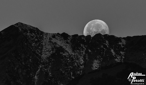 Moon - Lugano - 30.12.2012