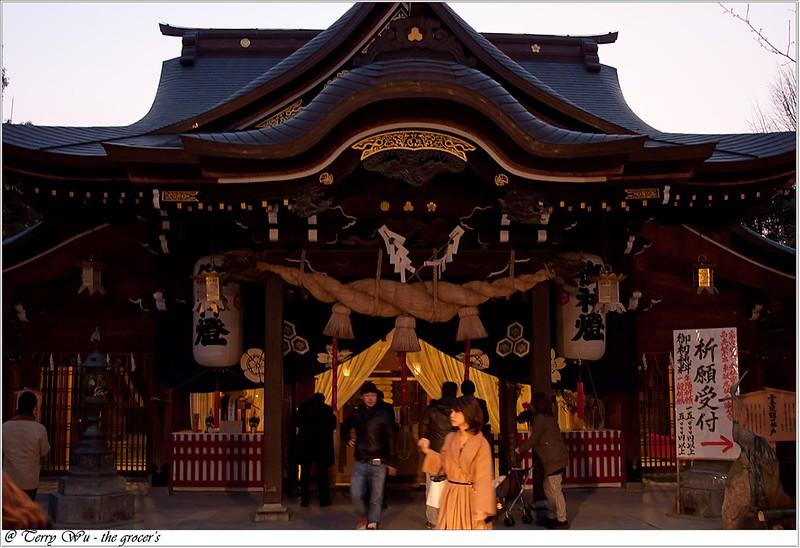 櫛田神社&川端商店街&博多運河城拉麵競技場   (4)