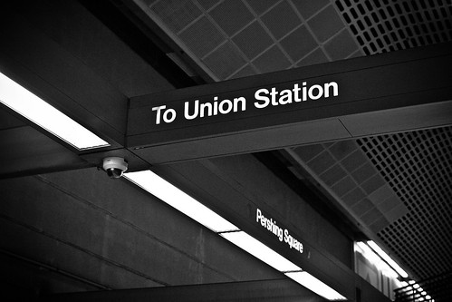 To Union Station