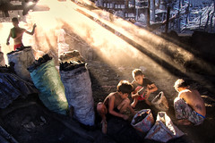 Children of the light @ Manila Charcoal factory