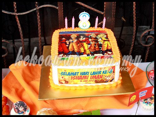 My Eldest Son Birthday Party
