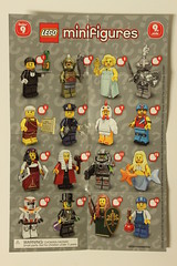 LEGO Collectible Minifigures (71000) Series 9